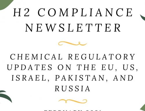 H2 Compliance February 2021 Newsletter