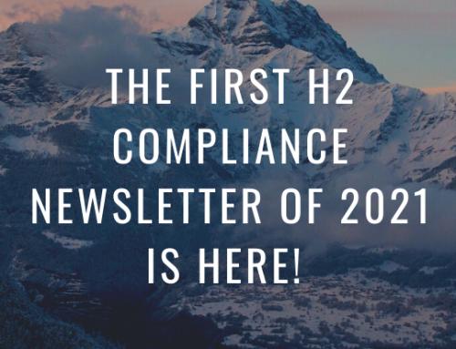 H2 Compliance First 2021 Newsletter