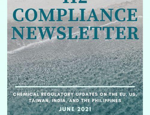 H2 Compliance June 2021 Newsletter